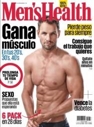Men's Health Mexico - Noviembre 2016