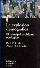 la explosión demográfica